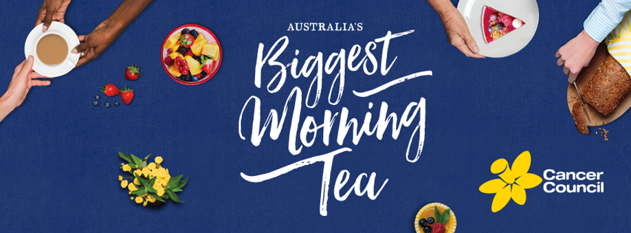 Biggest Morning Tea Header