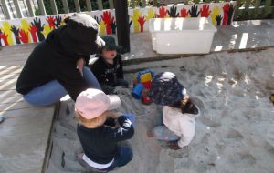Sand Play Activities
