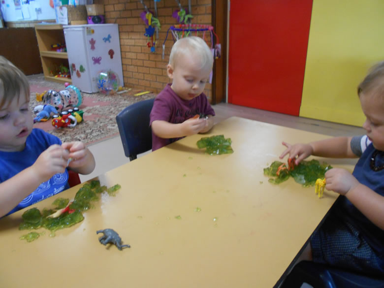 Child Care Center Goonellabah Sensory Play