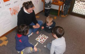 Early Learning Group Activity
