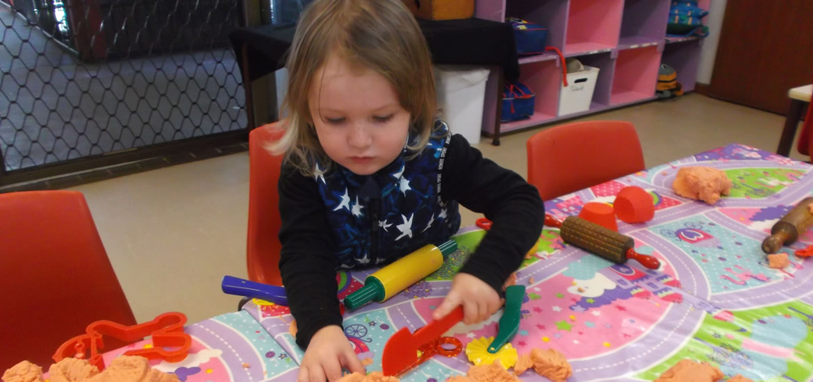 Toddler Childcare Activities
